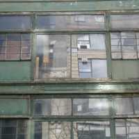 Reflections in Windows, 17th Street