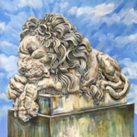 Rinaldi's Sleeping Lion