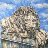Banaglia's Crouching Lion